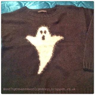 Primark Halloween Jumper