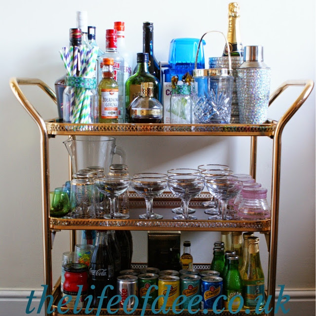 Home Drinks Bar