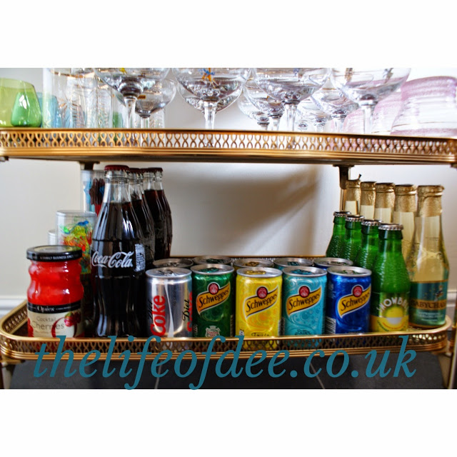Home bar ideas soft drinks