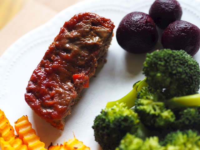 Gluten Free Meatloaf, Aberdeen Blogger Lifestyle Blogger Scottish Food Blogger
