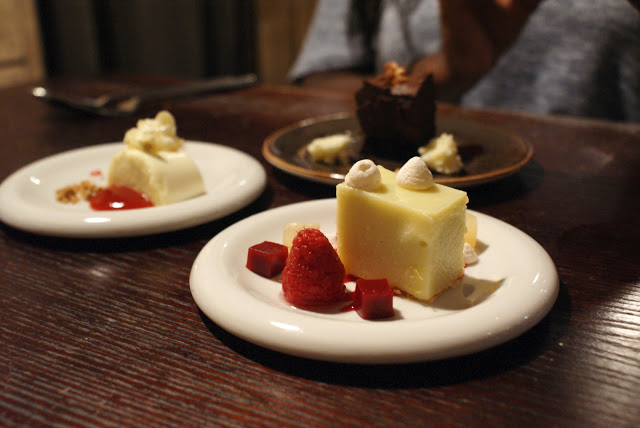 Adelphi Kitchen's Desserts