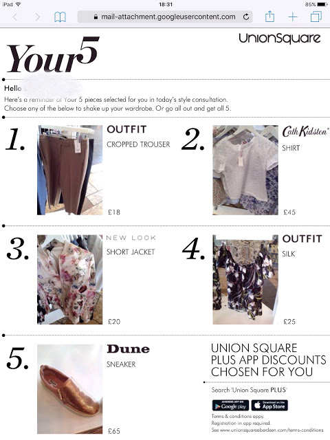 Your 5 Fashion