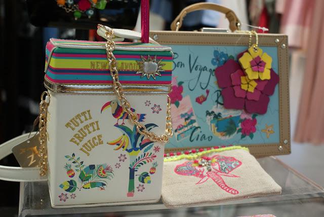 Accessorize Tropical Juice Carton Bag