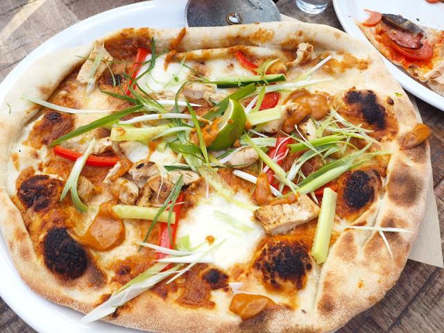 Revolution Pizza Menu