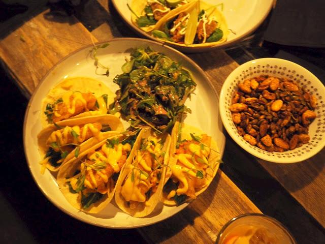 Fish Tacos Rye n Soda
