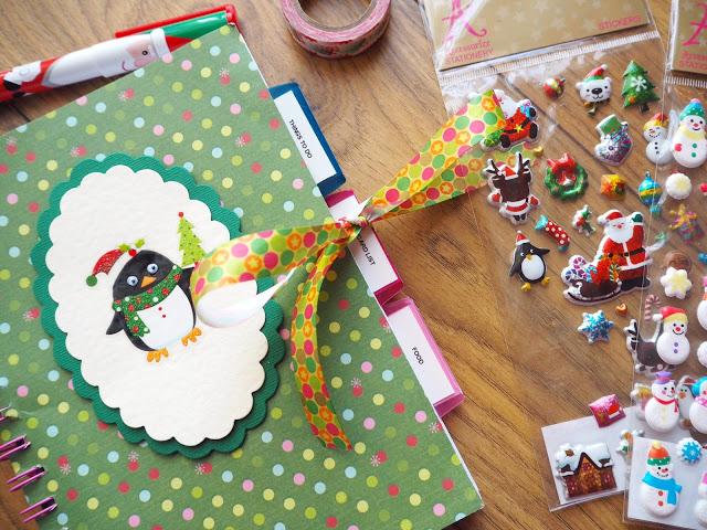 Christmas Organiser Christmas Planner
