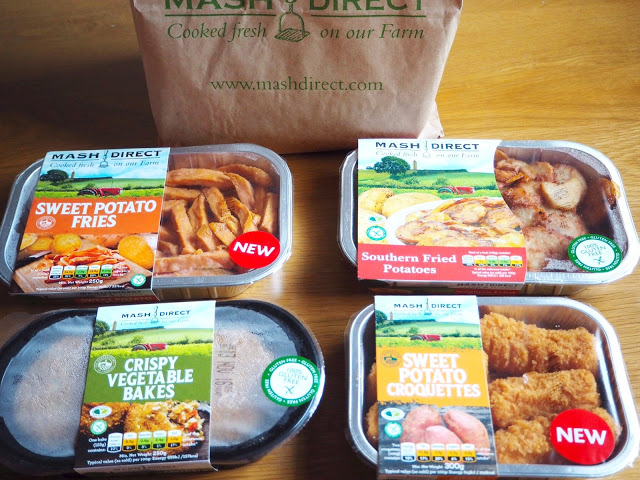 Mash Direct Gluten Free Products