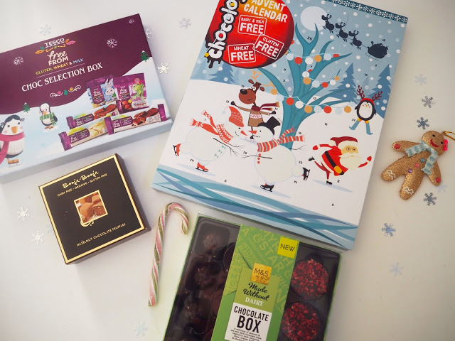 Dairy Free Chocolate Advent Calendar; Dairy Free Selection Box