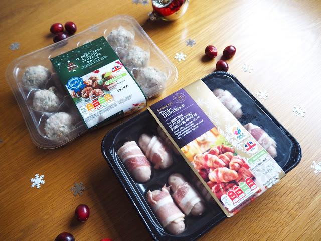 Sainsbury's Gluten Free Pigs in Blankets