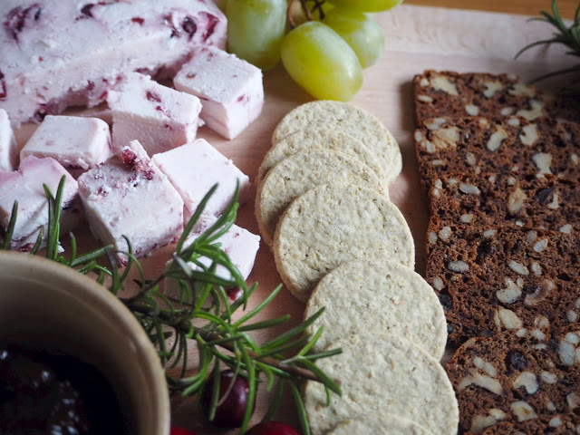 Dairy and Gluten Free Cheeseboard