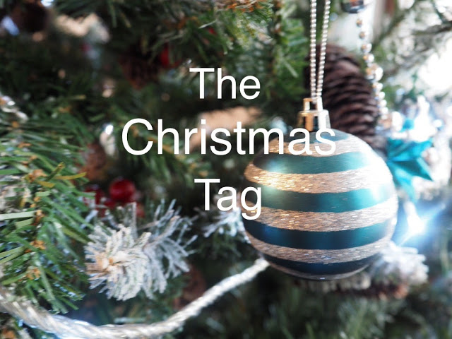 Blogmas Christmas Tag Post