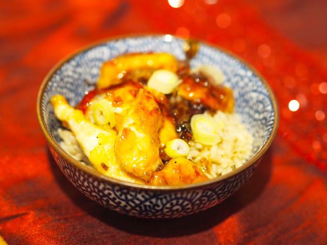 Gluten Free Chinese Dish