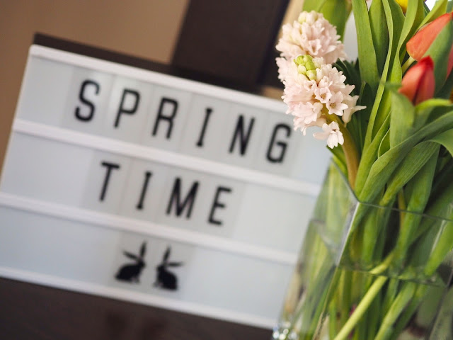 Spring Flowers; Spring blog post,
