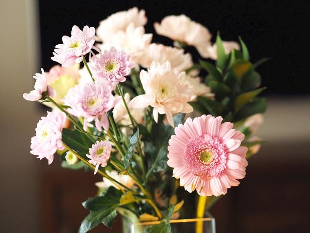 Spring Flowers Lifestyle blogger Aberdeen blogger
