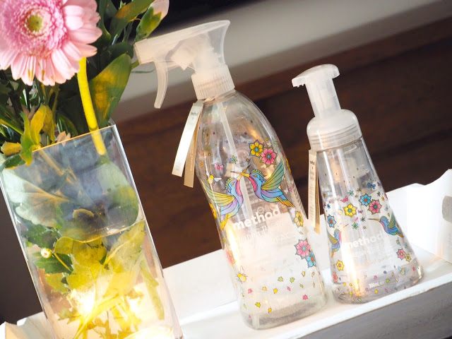 Aberdeen Blogger Lifestyle blogger Method Cleaning Products