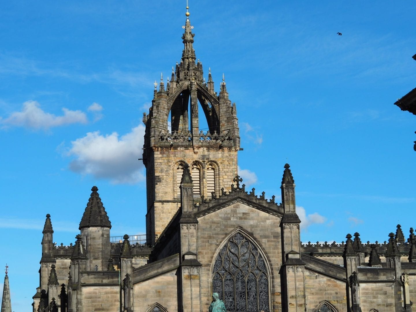 St Giles Cathedral Edinburgh Royal Mile