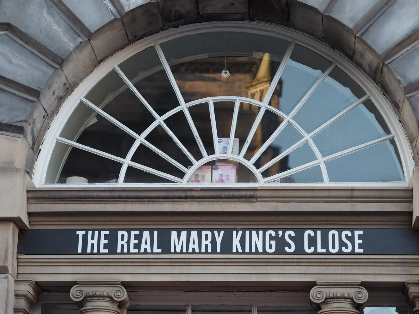 The Real Mary King's Close Royal Mile Edinburgh