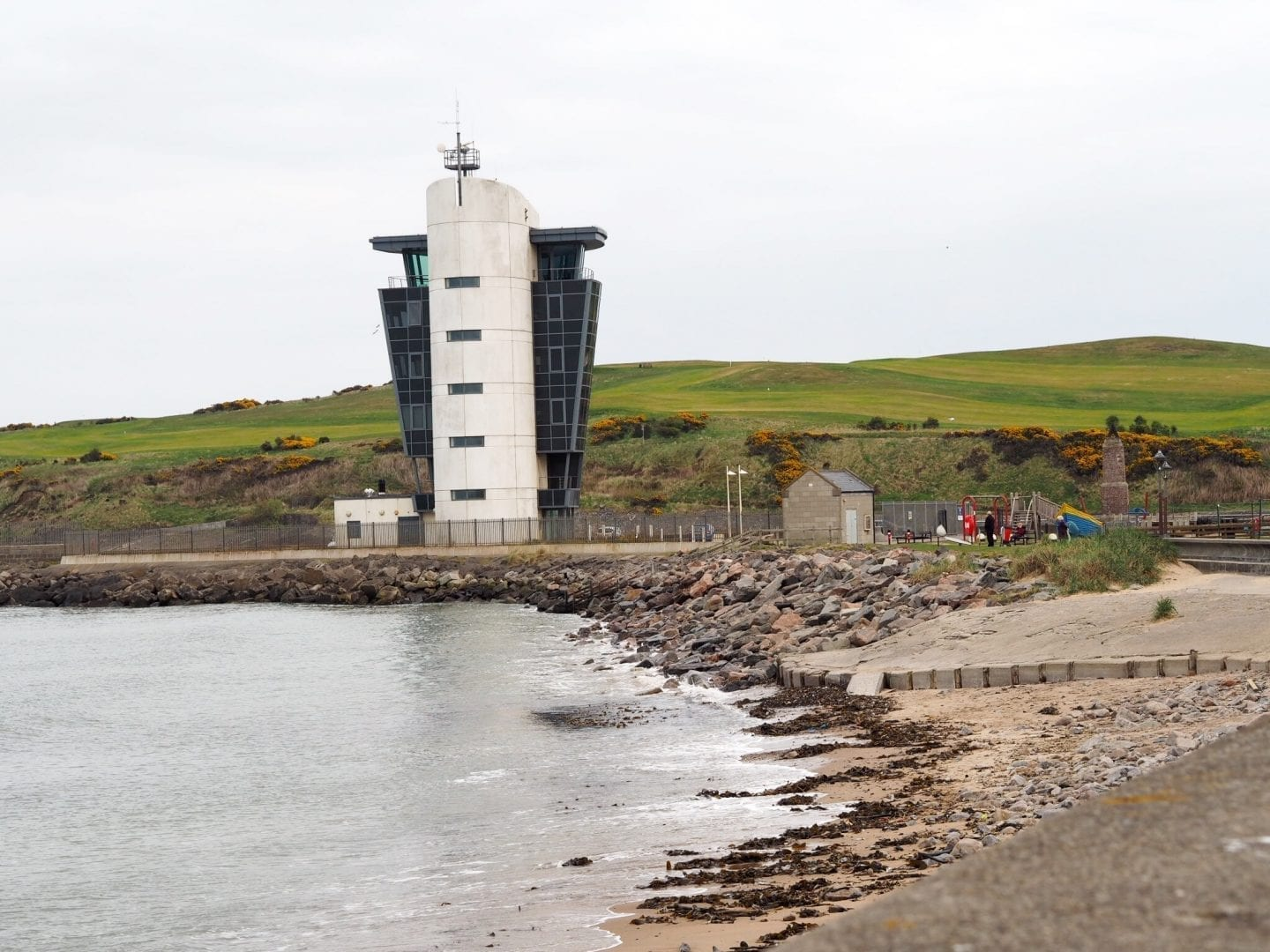 Marine Operations Centre Footdee Aberdeen