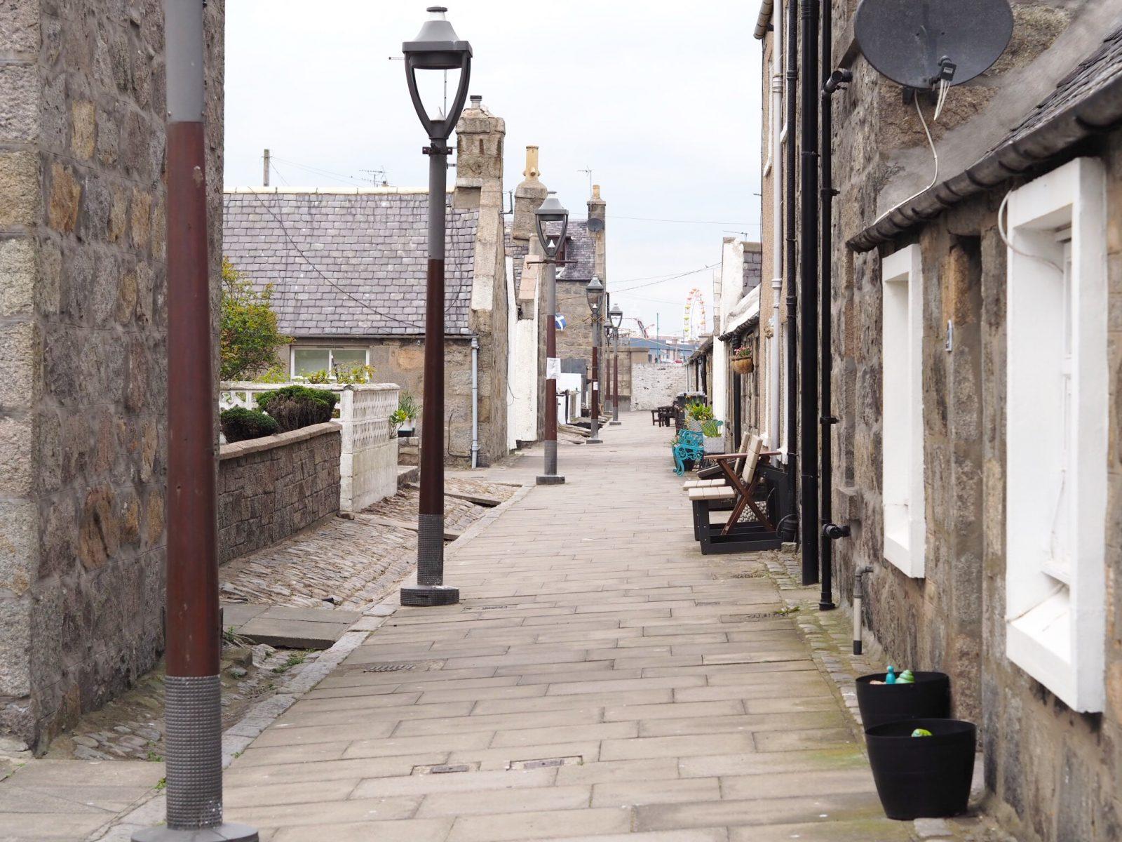 Footdee Aberdeen