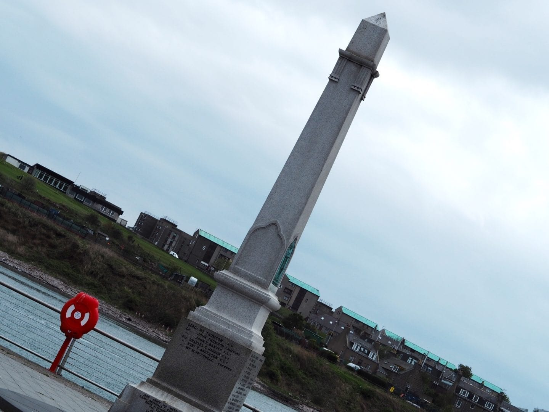 Footdee War Memorial