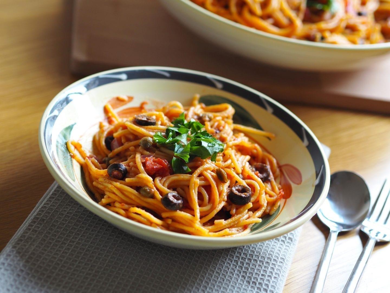 Syn free Vegetarian Spaghetti Dish
