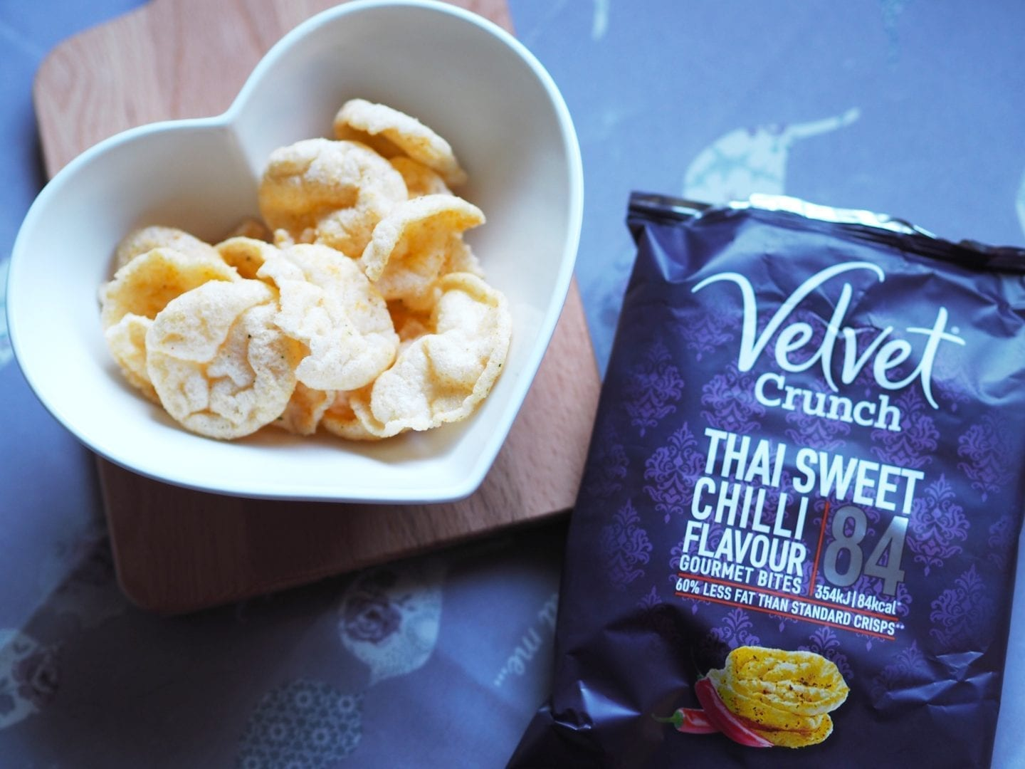 Thai Sweet Chilli Velvet Crunch