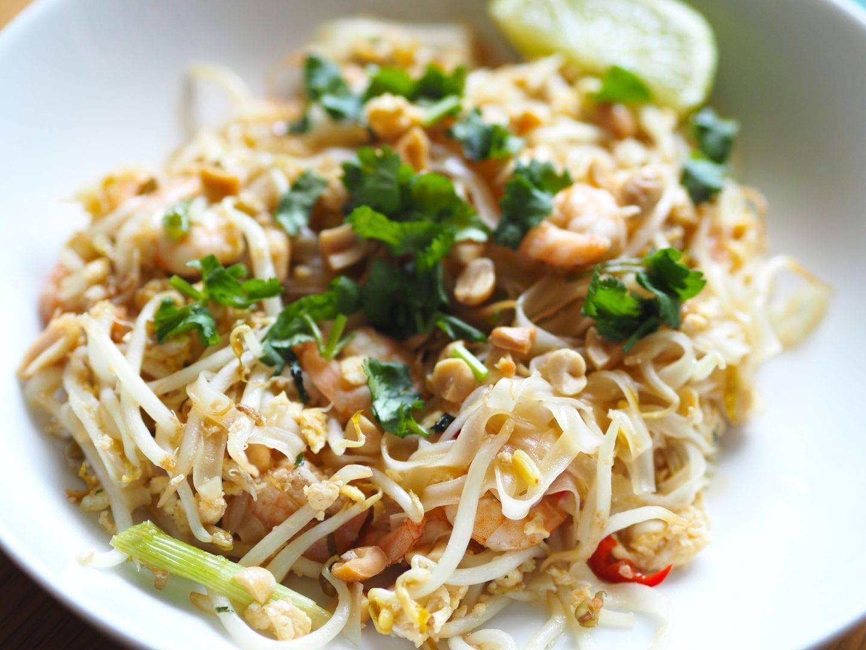 Gluten Free Dairy Free Thai Dish