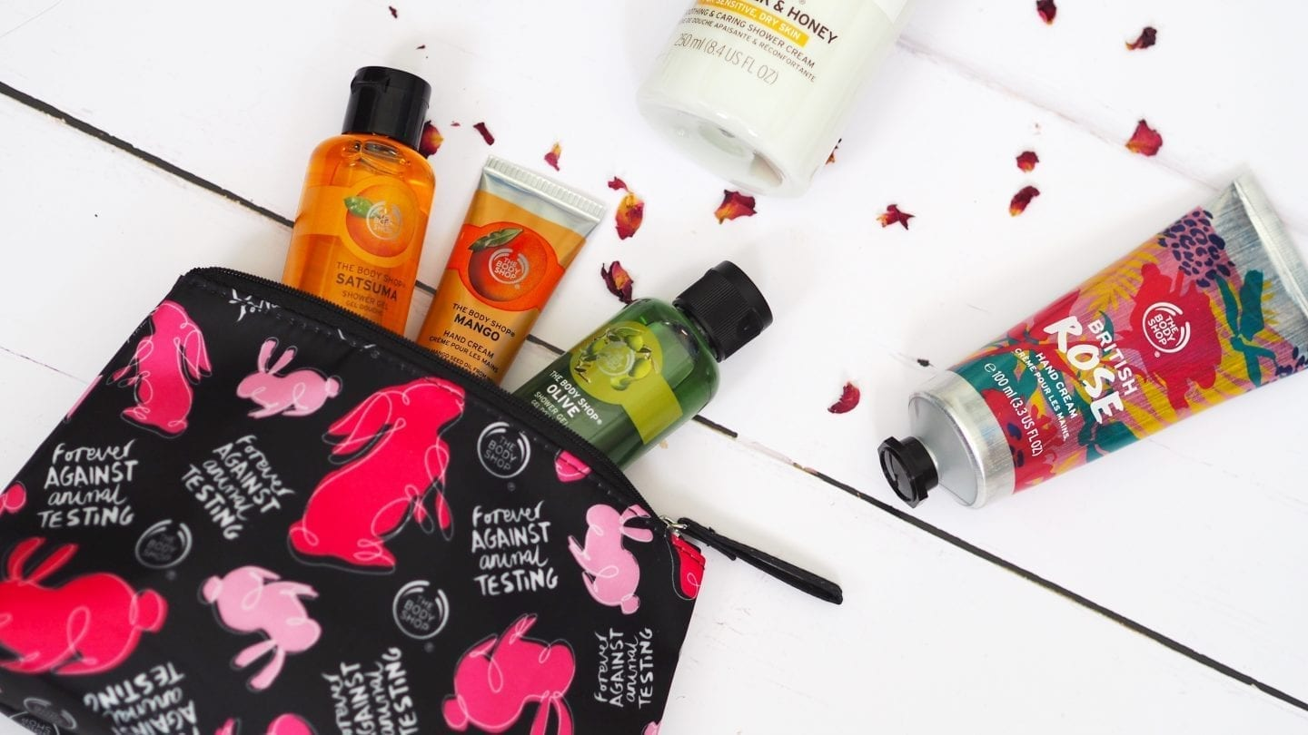 The Body Shop Haul Summer 2018