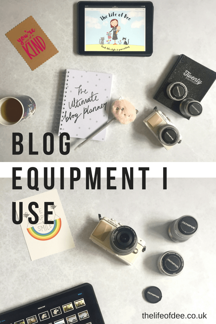 Blog Equipment I Use, Blog Photography Equipment, Gone are the days when the only blogging equipment you needed was a phone & Wi-fi. Although every blogger is different, heres the blogging equipment I use.