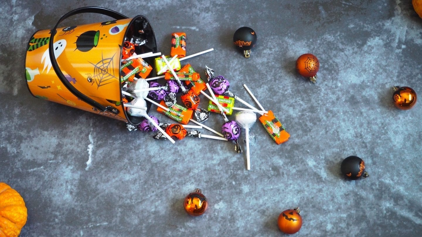 Countdown to Halloween things to do for Halloween #halloween #countdown #prep #bucket #list