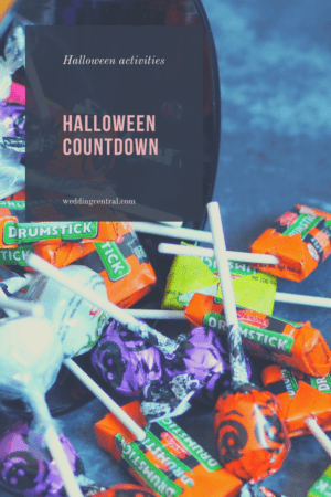 Halloween Countdown | Things to do during October #Halloween #activities #prep #fun