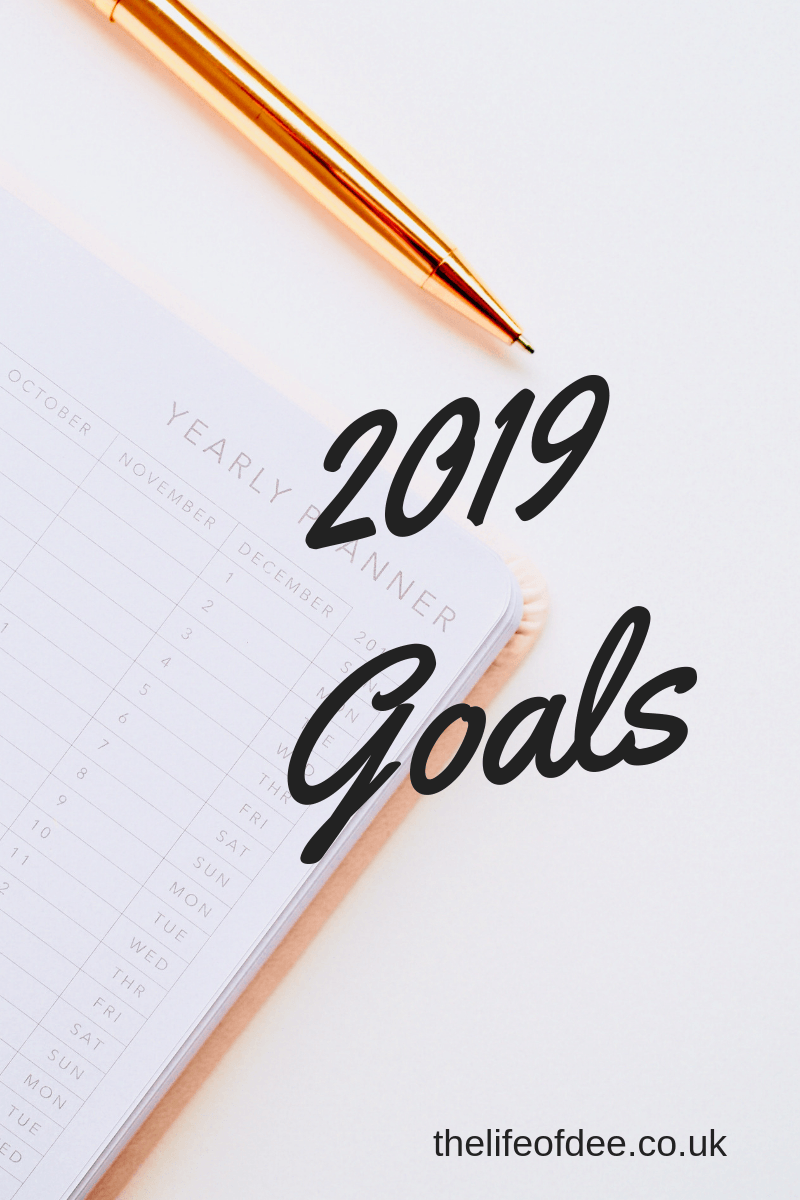 2019 Goals Have you made any #goals that you want to achieve this #year? Here are my #2019 #goals