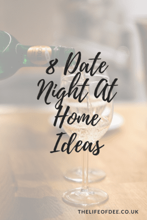 8 Date Night At Home Ideas | Looking for some #date #night #at #home #ideas? Then look no further as there are 8 ideas for you right here!