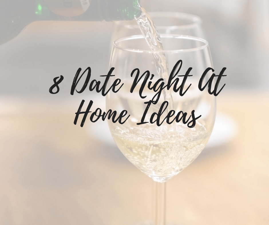 8 Date Night At Home Ideas | Looking for some #date #night #at #home #ideas? Then look no further as I have 8 of them right here for you!