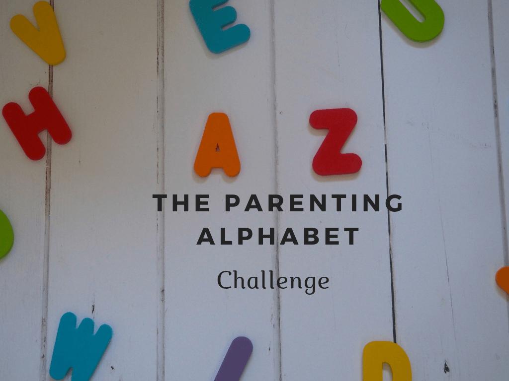 The Parenting Alphabet Challenge