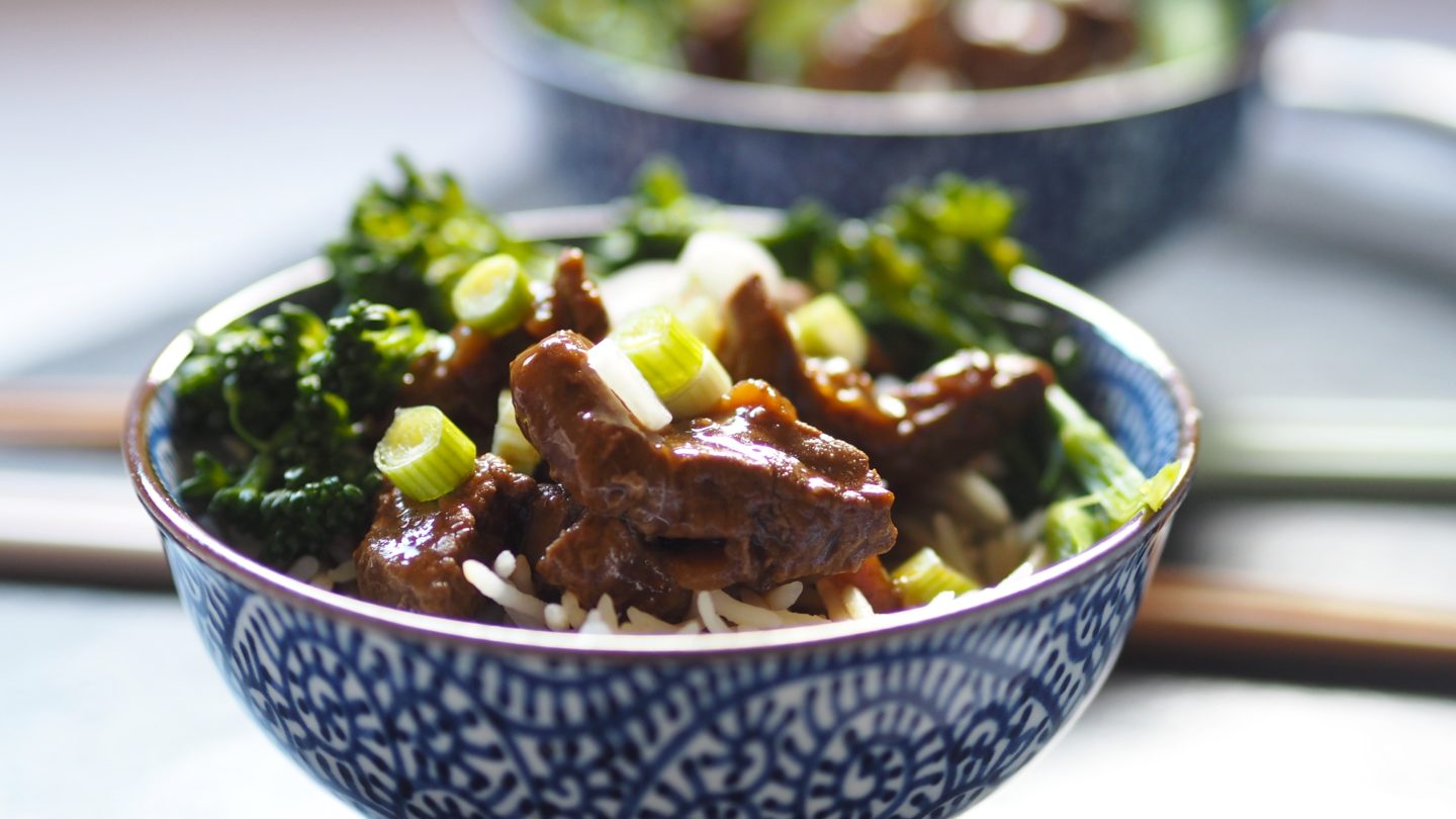 SW Chinese Fakeaway | Slow Cooker Beef and Broccoli