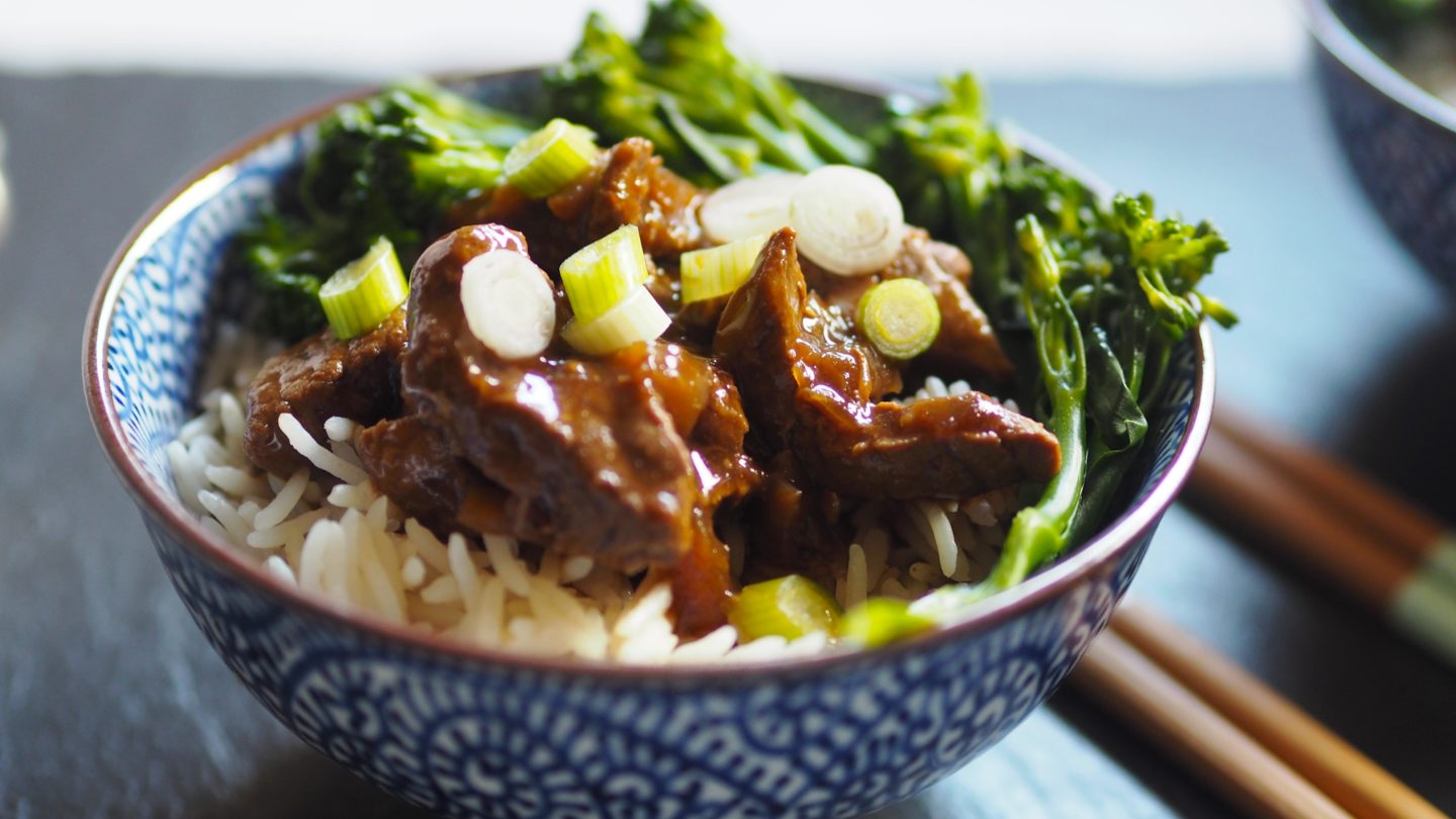 Slow Cooker Beef and Broccoli | Slimming World Sunday