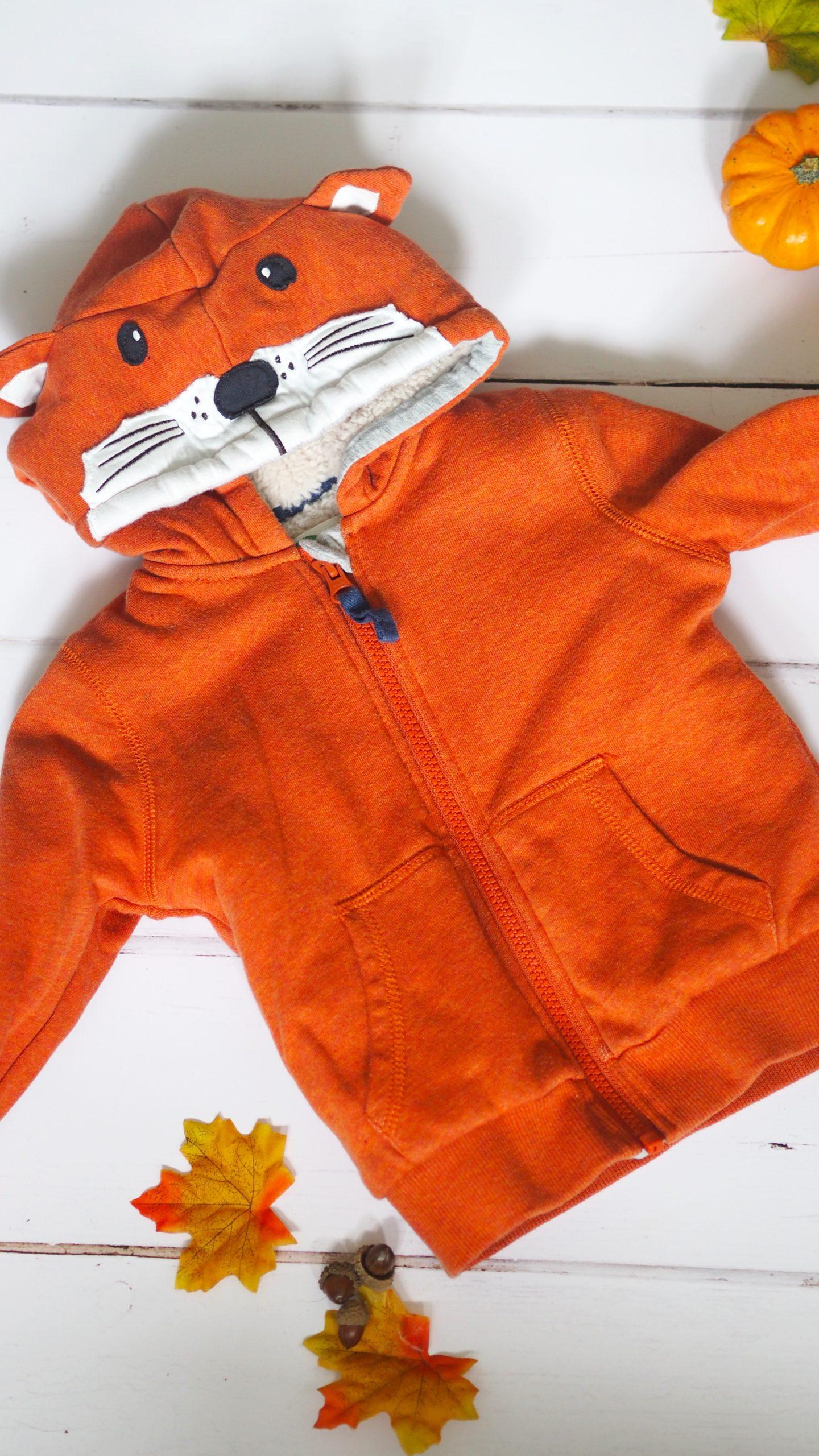 Boden Fox Hoodie