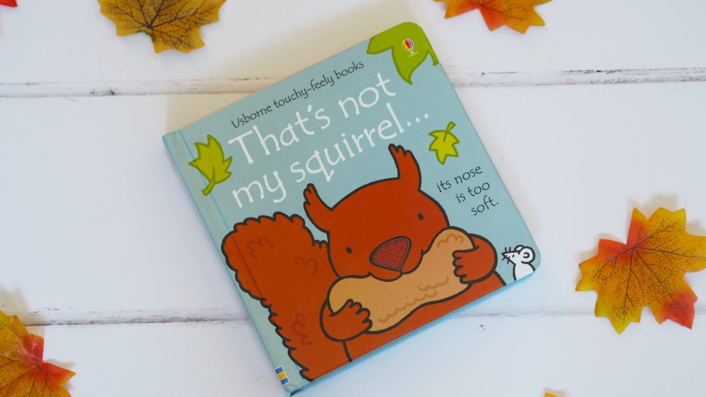 Autumn Books For Toddlers | That's Not My Squirrel