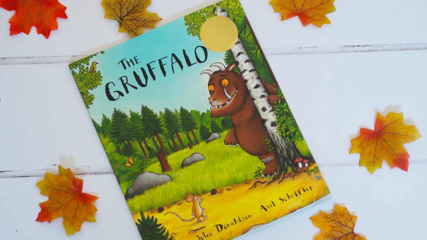 Autumn Books For Toddlers | The Gruffalo