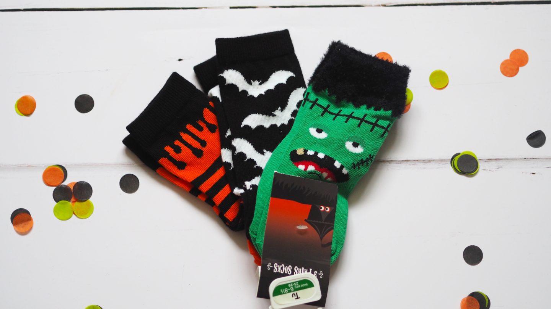 Sainsbury's Tu Halloween Socks