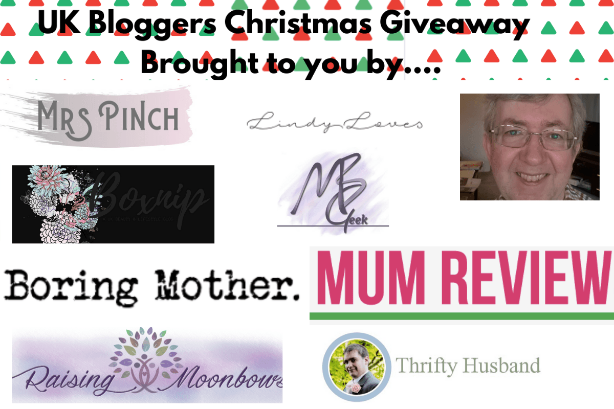 Bloggers Christmas Competition
