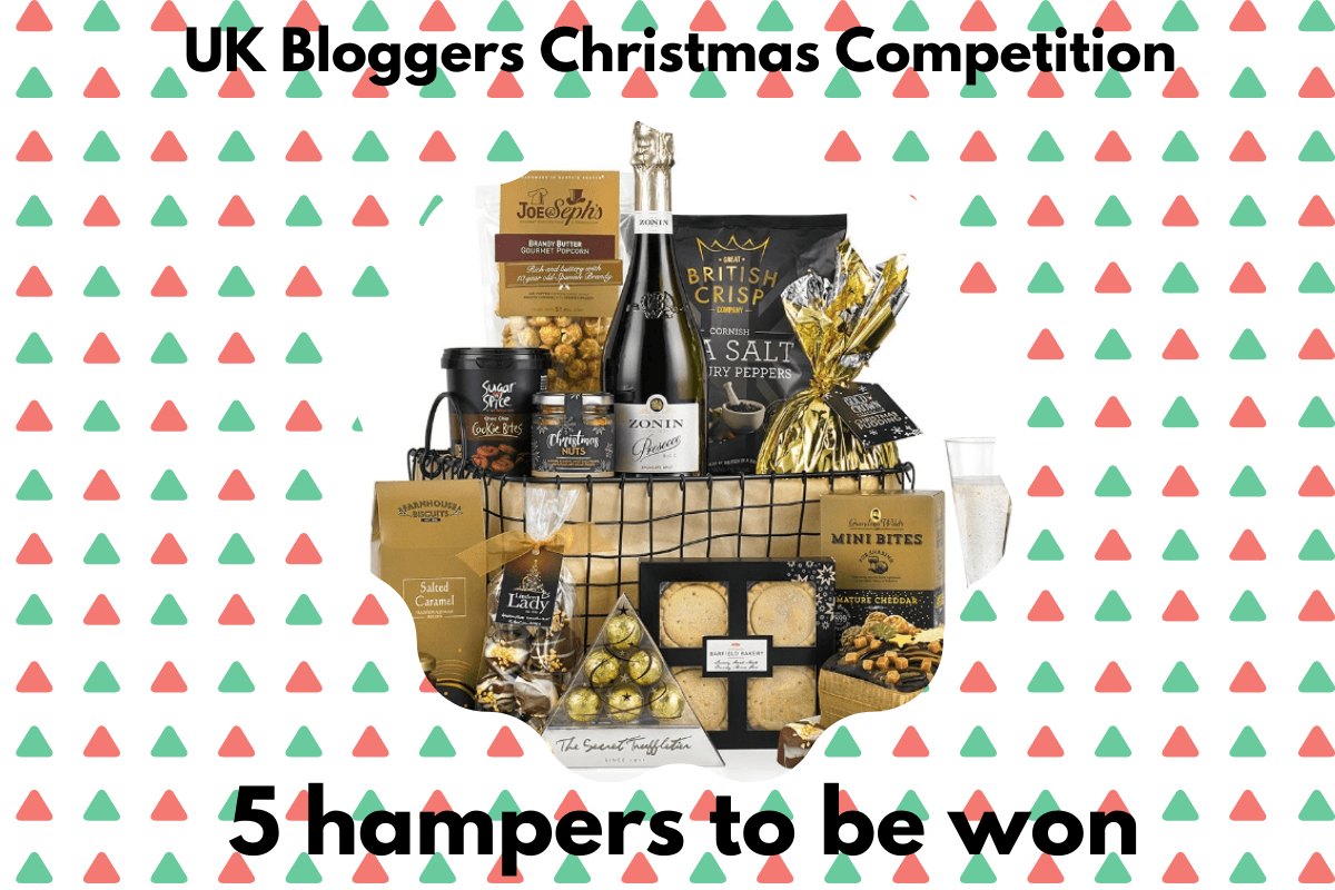 Bloggers Christmas Giveaway