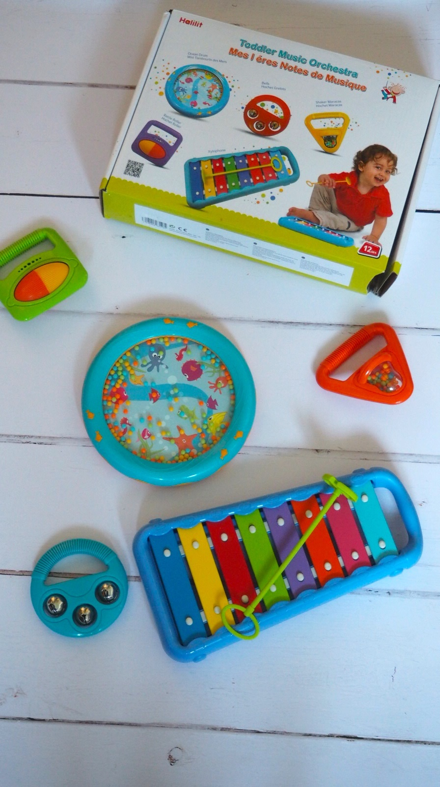 Halitat Toddler Music Orchestra Set
