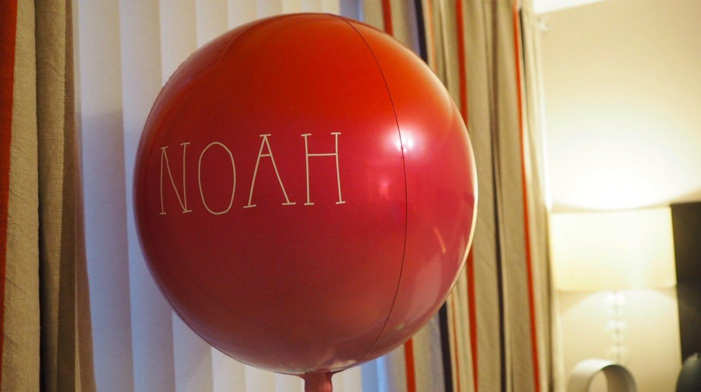 Personalised Balloon