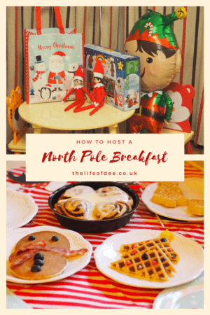 How To Host A North Pole Breakfast | From #set #up To #clear #up #tips on #throwing #north#pole #breakfast