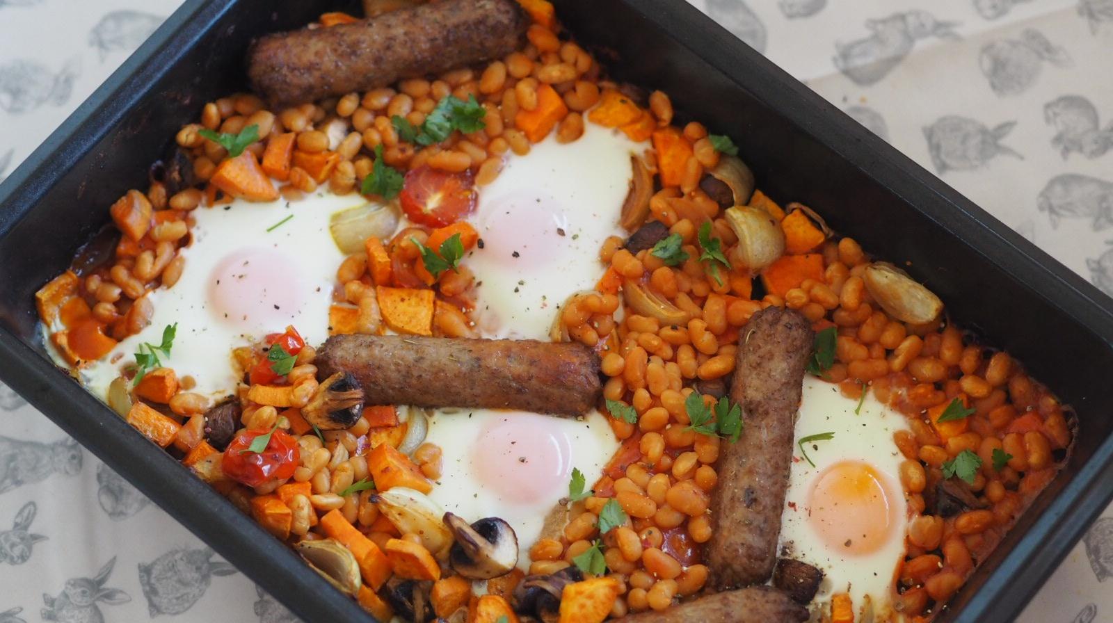 Syn Free veggie Breakfast
