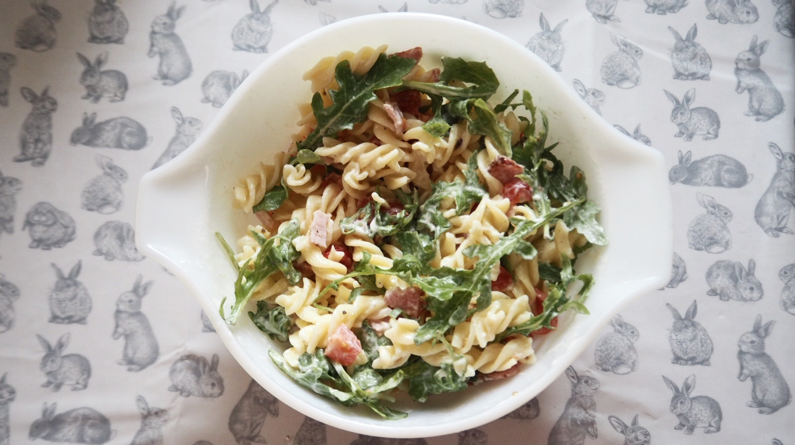 Low Syn BLT Pasta Salad