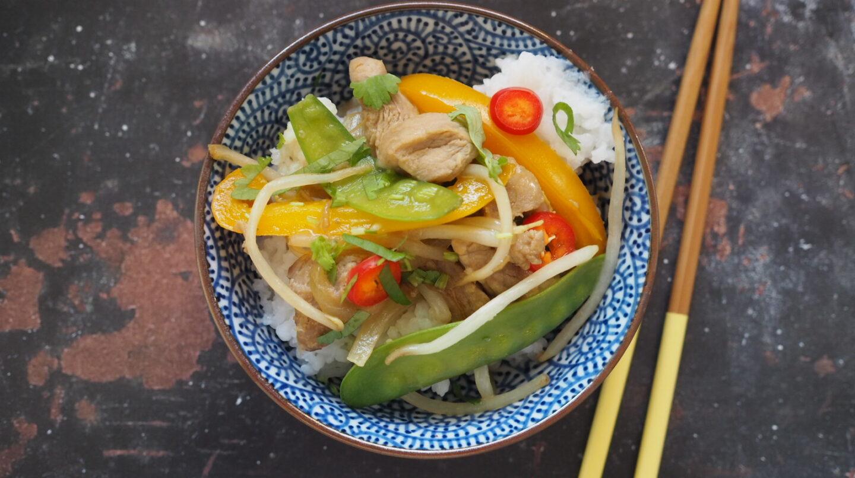Slimming World Chinese Recipe