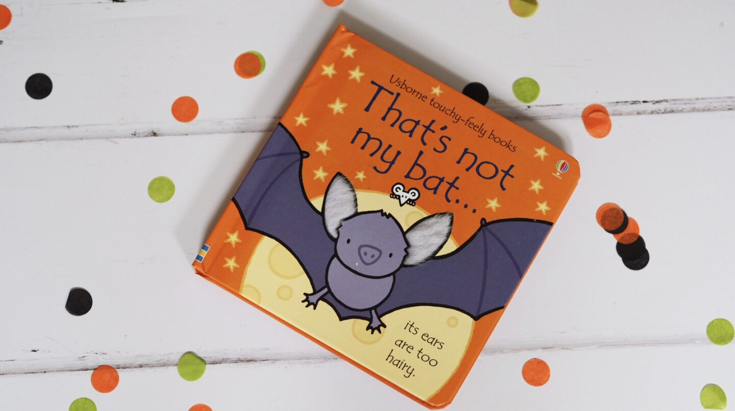 That's NotbMy Bat | Halloween Books for Toddlers